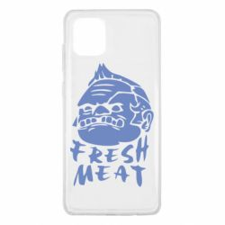 Чехол для Samsung Note 10 Lite Fresh Meat Pudge