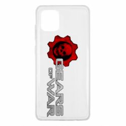 Чехол для Samsung Note 10 Lite Gears of War logotype
