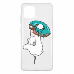Чехол для Samsung Note 10 Lite Glove and donut
