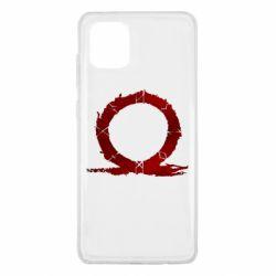 Чохол для Samsung Note 10 Lite God Of War Circle