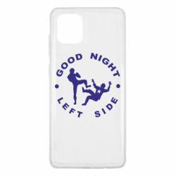 Чохол для Samsung Note 10 Lite Good Night