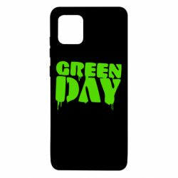 Чехол для Samsung Note 10 Lite Green Day