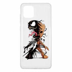 Чохол для Samsung Note 10 Lite Groot and Venom