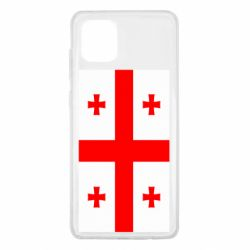 Чохол для Samsung Note 10 Lite Грузія