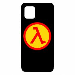 Чохол для Samsung Note 10 Lite Half Life Logo