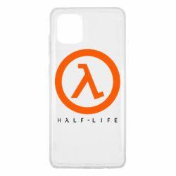 Чехол для Samsung Note 10 Lite Half-life logotype