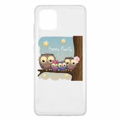 Чехол для Samsung Note 10 Lite Happy family
