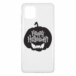 Чохол для Samsung Note 10 Lite Happy halloween smile
