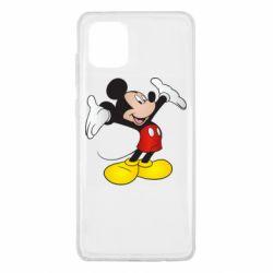 Чохол для Samsung Note 10 Lite Happy Mickey Mouse