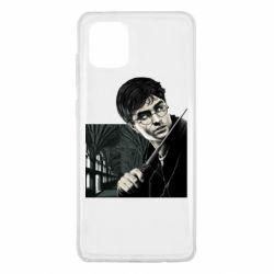 Чехол для Samsung Note 10 Lite Harry Potter