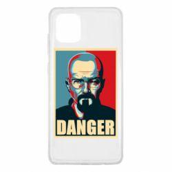 Чохол для Samsung Note 10 Lite Heisenberg Danger