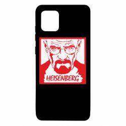 Чохол для Samsung Note 10 Lite Heisenberg face