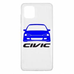 Чохол для Samsung Note 10 Lite Honda Civic