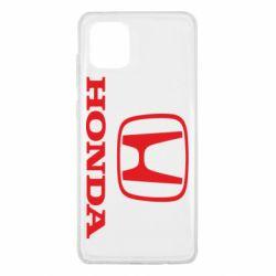 Чехол для Samsung Note 10 Lite Honda Classic