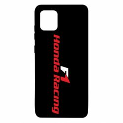 Чехол для Samsung Note 10 Lite Honda F1 Racing