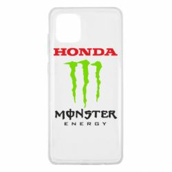 Чехол для Samsung Note 10 Lite Honda Monster Energy