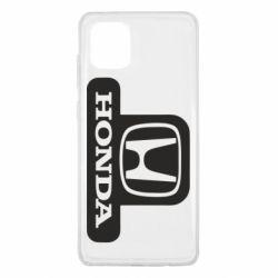Чехол для Samsung Note 10 Lite Honda Stik