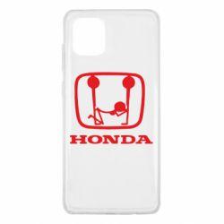 Чехол для Samsung Note 10 Lite Honda