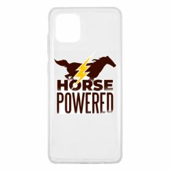 Чехол для Samsung Note 10 Lite Horse power