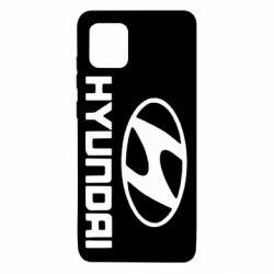 Чохол для Samsung Note 10 Lite Hyundai Малих