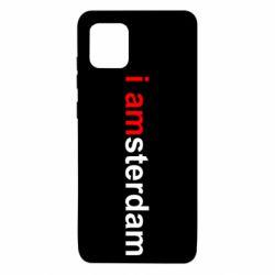 Чохол для Samsung Note 10 Lite I amsterdam