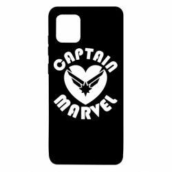 Чохол для Samsung Note 10 Lite I love Captain Marvel