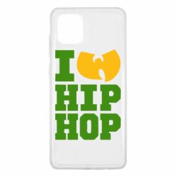 Чехол для Samsung Note 10 Lite I love Hip-hop Wu-Tang
