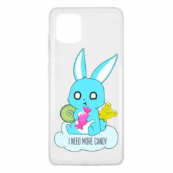 Чохол для Samsung Note 10 Lite I need more candy