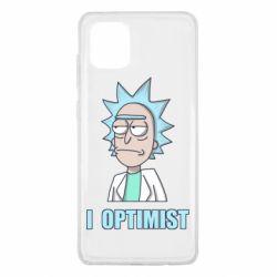 Чохол для Samsung Note 10 Lite I Optimist
