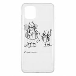 Чехол для Samsung Note 10 Lite If you are mom text