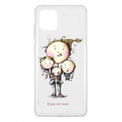 Чехол для Samsung Note 10 Lite If you are mom