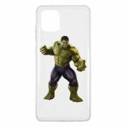 Чохол для Samsung Note 10 Lite Incredible Hulk 2