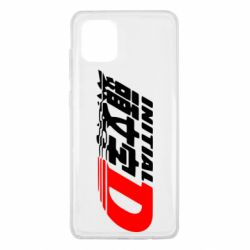 Чохол для Samsung Note 10 Lite Initial d fifth stage