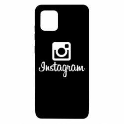 Чохол для Samsung Note 10 Lite Instagram