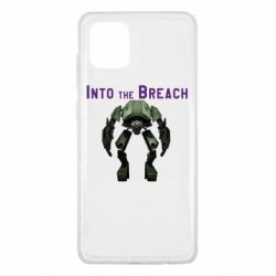 Чехол для Samsung Note 10 Lite Into the Breach roboi