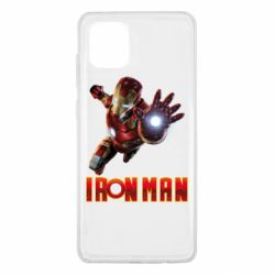 Чохол для Samsung Note 10 Lite Iron Man 2
