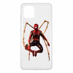 Чохол для Samsung Note 10 Lite Iron man spider