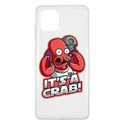 Чохол для Samsung Note 10 Lite It's a crab!