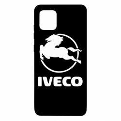 Чехол для Samsung Note 10 Lite IVECO