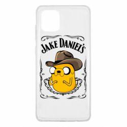 Чохол для Samsung Note 10 Lite Jack Daniels Adventure Time