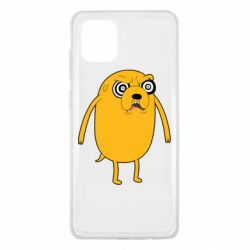 Чохол для Samsung Note 10 Lite Jake from  Adventure Time