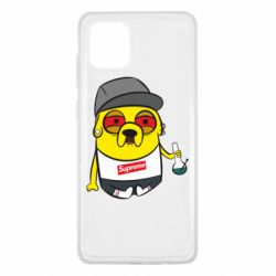 Чохол для Samsung Note 10 Lite Jake with bong