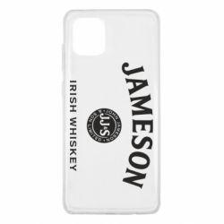 Чохол для Samsung Note 10 Lite Jameson Whiskey