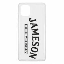 Чехол для Samsung Note 10 Lite Jameson