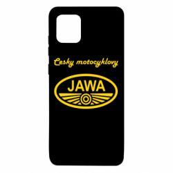 Чохол для Samsung Note 10 Lite Java Cesky Motocyclovy