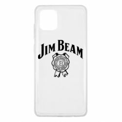 Чохол для Samsung Note 10 Lite Jim Beam logo