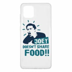 Чехол для Samsung Note 10 Lite Joey doesn't share food!