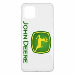 Чохол для Samsung Note 10 Lite John Deere logo