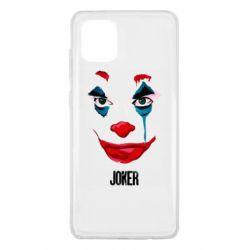 Чехол для Samsung Note 10 Lite Joker face