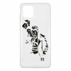 Чехол для Samsung Note 10 Lite Joker smokes and smiles